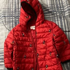 Mickey Mouse Toddler jacket